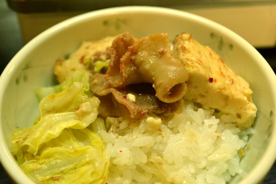 日本一の米処・秋田ですから、ごはんだってウマいわけです。