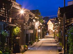 高山市の「古い町並」
