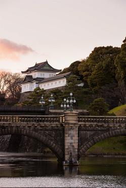 皇居外苑・二重橋