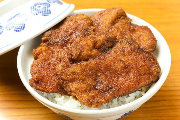 丼 東京 ソースカツ